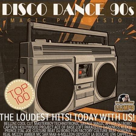 VA - Disco Dance 90s (2016)