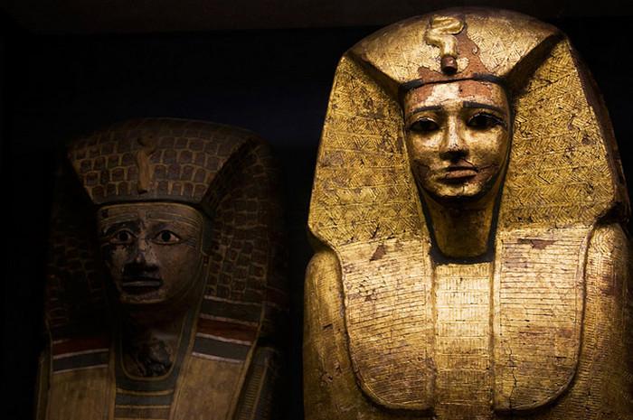 10 интригующих научных версий о том, как выглядели древние египтяне.
