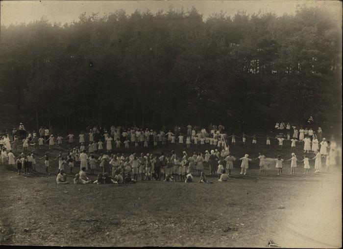 Игра детей, Одесса, 1928 год.